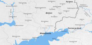 Холера в Азовском море